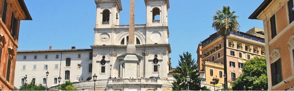 Visita guidata con apertura in esclusiva al Convento di Trinità dei Monti con le anamorfosi