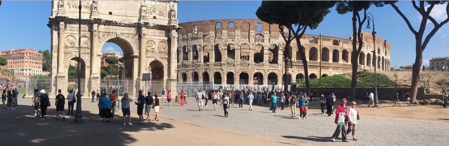 escursioni per le scuole a Roma