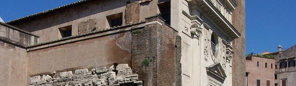 Tour guidato nei sotterranei della basilica di San Nicola in Carcere al foro olitorio