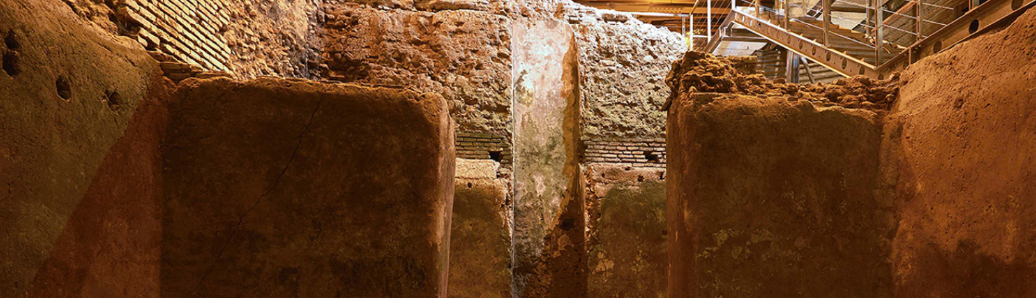 Visite guidate di Roma sotterranea alla fontana di Trevi, con la visita guidata dell'acquedotto Vergine